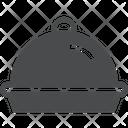 Serve Bowl Food Icon