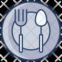 Dinner Set Icon