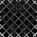 Dinner Suit Formal Suit Tux Icon