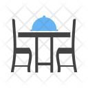 Dinner table Icon