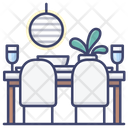 Dinning Table Icon