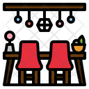 Dinning Table Dinner Table Icon