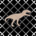 Dinosaur Animal Wildlife Icon