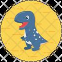 Dinosaur Cartoon Dinosaur Cute Dinosaur Icon
