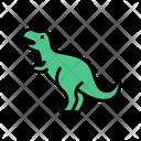 Dinosaur Prehistoric Animal Icon