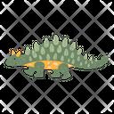 Dinosaur Ankylosaurus Ankylosaurus Ancient Icon