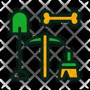 Dinosaur excavation kit Icon