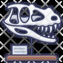 Dinosaur Skull Icon