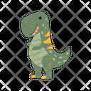 Dinosaur Tyrannosaur Tyrannosaur Wild Animal Icon