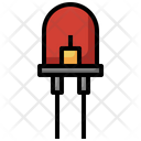Diode Electronics Component Icon