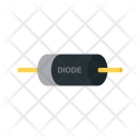 Diode Circuit Icon