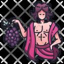 Dionysus Ancient Wine Icon