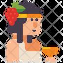 Dionysus Icon