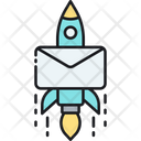 Direct Mail Email Message Icon
