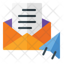 Direct Message Mail Letter Icon