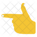 Pointing Direct Response Icon