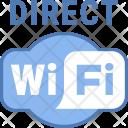 Direct Wifi Icon