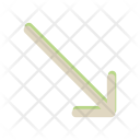 Direction Arrow Navigation Icon