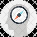 Direction Compass Orientation Icon