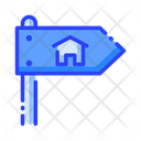 Direction Direction Board Property Direction Board Icon