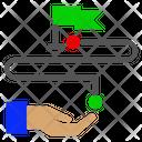 Role Development Caring Icon