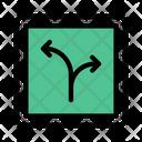 Direction Road Arrow Icon