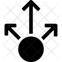 Direction Circle Arrows Icon