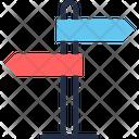Direction Arrows Pointer Icon