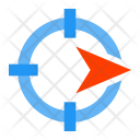 Navigate Direction Icon