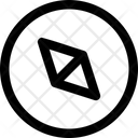 Direction Pointer Location Icon
