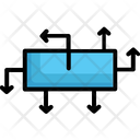Direction Guidance Arrows Guideline Icon