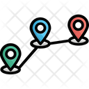 Direction Direction Pin Location Icon