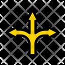 Direction Choices Arrow Icon