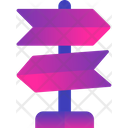 Direction Arrow Navigation Icon