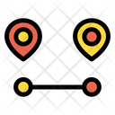 Navigation Location Map Icon