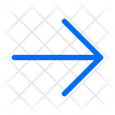 Direction Arrows Right Icon