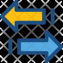 Direction Arrows Icon