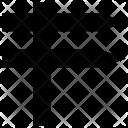Direction Board Arrows Icon