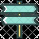 Road Sign Sign Symbol Icon