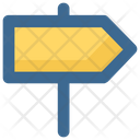 Christmas Board Sign Icon