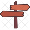 Direction Map Travel Icon