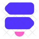 Vacation Camping Track Icon
