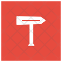 Direction Board Pointer Icon