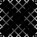 Direction Symbol Arrow Symbol Arrowhead Signs Icon