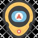 Directional App Gps Handheld Gps Icon