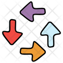 Directional Arrows Left Arrow Right Arrow Icon
