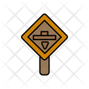 Directional Board Icon