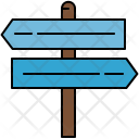 Directions Board Icon
