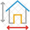 Home Directional Arrows Icon