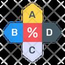 Informational Infographic Modern Infographic Data Analytics Icon